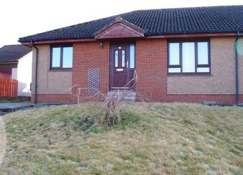 Thumbnail 3 bed semi-detached bungalow for sale in Burn Brae Crescent, Westhill, Inverness