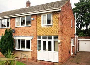 Thumbnail 3 bed semi-detached house for sale in Greenbank Drive, Sunderland