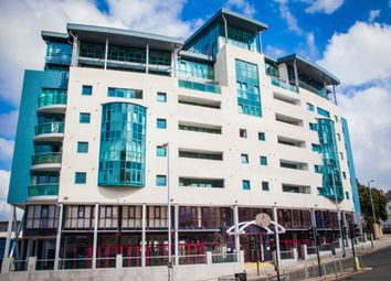 Thumbnail 1 bedroom flat to rent in The Crescent, Plymouth, Devon