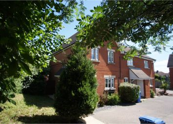 Thumbnail 3 bed end terrace house for sale in Anatase Close, Sittingbourne
