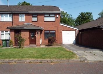 Thumbnail 3 bed semi-detached house for sale in Springwood Way, Wirral, Merseyside