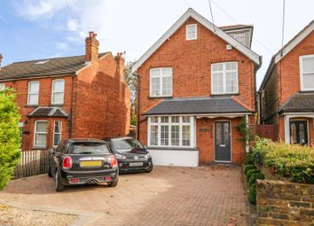 Thumbnail 4 bed detached house for sale in Furlong Road, Bourne End