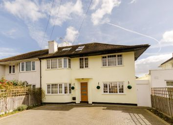 Thumbnail 4 bed semi-detached house for sale in Robin Hood Lane, Kingston Vale