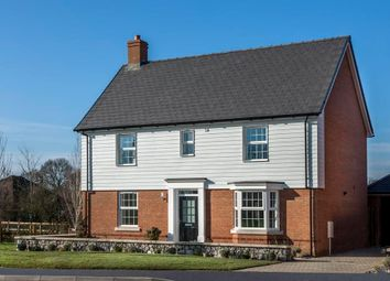 "Thumbnail 4 bedroom detached house for sale in ""Layton"" at Marden Road, Staplehurst, Tonbridge"