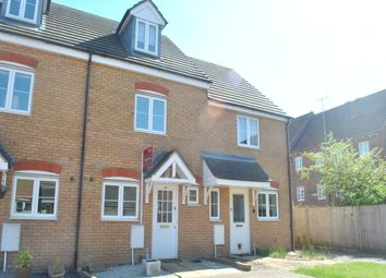 Thumbnail 3 bed terraced house to rent in Mannock Way, Leighton Buzzard