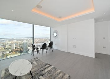 Thumbnail 2 bed flat to rent in Carrara Tower, Bollinder Place, City Road, Islington, London