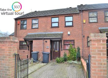 Thumbnail 2 bed town house for sale in Great Northern Road, Derby