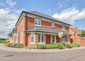 Thumbnail 4 bed detached house for sale in Spartan Close, Gt Horkesley, Colchester