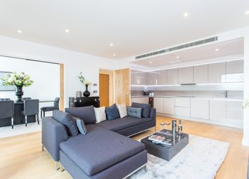 Thumbnail 3 bed flat to rent in Taverners Close, Addison Avenue, London