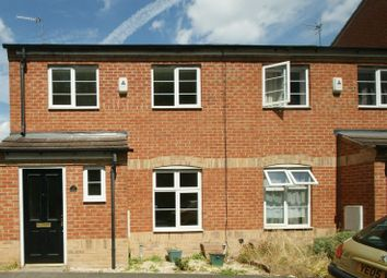 Thumbnail 3 bed semi-detached house for sale in Leonard Street, Bulwell, Nottingham