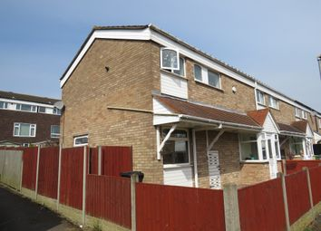 Thumbnail 3 bedroom end terrace house for sale in Tamar Drive, Castle Bromwich, Birmingham