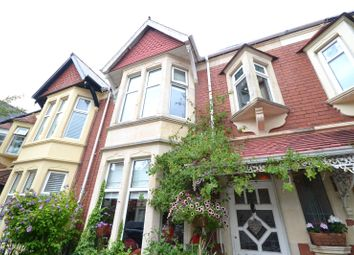 4 bed terraced house for sale in Stallcourt Avenue, Penylan, Cardiff CF23