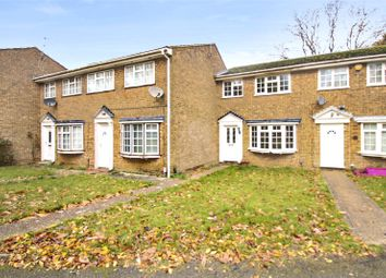 4 bed terraced house for sale in Badger Road, Lords Wood, Chatham, Kent ME5