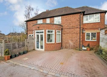 Thumbnail 3 bed semi-detached house for sale in Spicerstone Estate, Leekbrook, Staffordshire