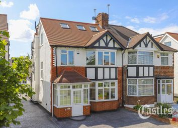4 bed semi-detached house for sale in Winchmore Hill Road, London N21