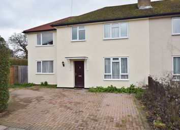 Thumbnail 4 bed semi-detached house for sale in Cannon Close, Hampton