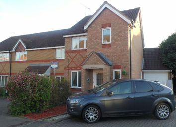 Thumbnail 3 bedroom semi-detached house to rent in Yeats Close, Thorpe Astley, Braunstone, Leicester