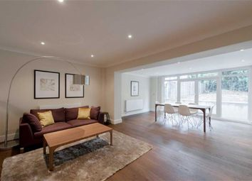 Thumbnail 4 bed flat to rent in Harley Road, Swiss Cottage, London