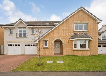 Thumbnail 5 bed detached house for sale in Fitzroy Grove, Jackton, Glasgow, South Lanarkshire