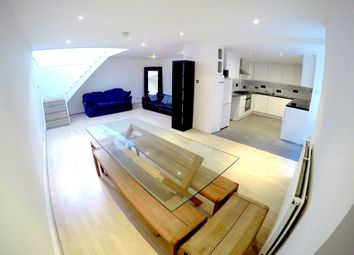 Thumbnail 2 bed flat to rent in Matthias Road, Newington Green, Stoke Newington