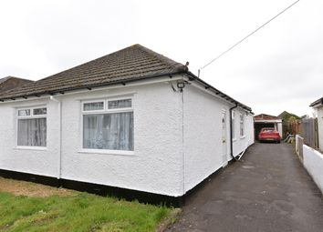 Thumbnail 4 bed detached bungalow for sale in Lower Ashley Road, Ashley, New Milton