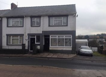 Thumbnail 4 bed end terrace house for sale in Beaufort Hill, Ebbw Vale