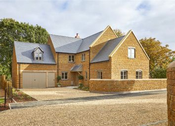 Thumbnail 4 bed detached house for sale in Oxhill Road, Tysoe, Warwick