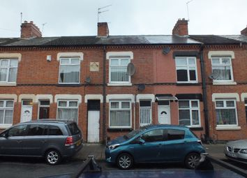 Thumbnail 2 bedroom terraced house to rent in Laurel Road, Off St Peters Road, Leicester