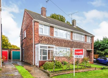 Thumbnail 3 bed semi-detached house for sale in Fairfield Rise, Billericay