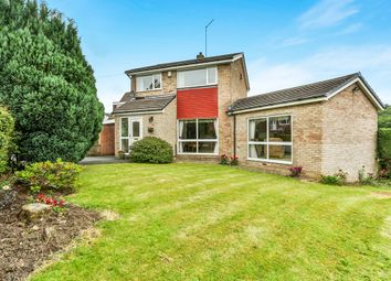 Thumbnail 3 bedroom detached house for sale in Cheviot Avenue, Meltham, Holmfirth