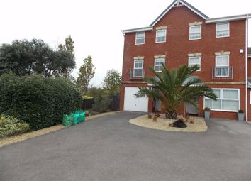 Thumbnail 3 bed town house to rent in Clos Mancheldowne, Barry, Vale Of Glamorgan