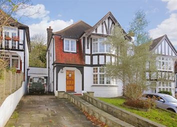 Thumbnail 4 bed property for sale in Hillway, London