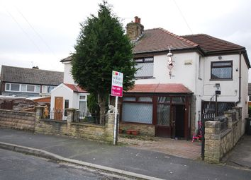Thumbnail 4 bed semi-detached house for sale in Claremont Road, Wrose, Shipley