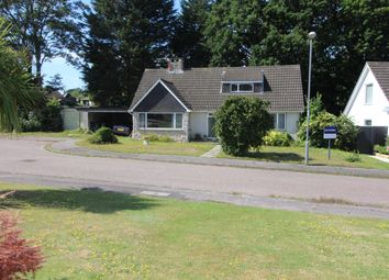 Thumbnail 4 bed detached house for sale in Knightwood Close, Highcliffe, Christchurch, Dorset