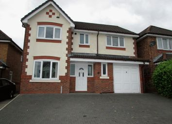 Thumbnail 4 bed detached house for sale in Rose Grove, Bury
