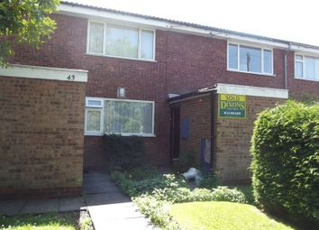 Thumbnail 1 bed flat to rent in Dornie Drive, Kings Norton, Birmingham