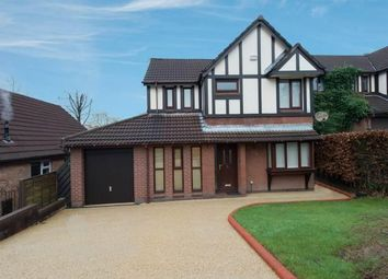 Thumbnail 4 bed detached house to rent in Lowstern Close, Egerton, Bolton
