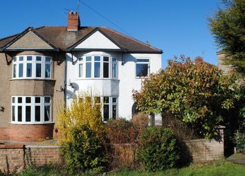 Thumbnail 3 bed semi-detached house for sale in Harborough Road North, Kingsthorpe, Northampton