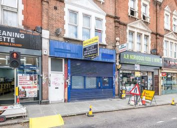 Thumbnail Commercial property to let in Norwood Road, London