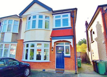 Thumbnail 3 bed semi-detached house to rent in Coningsby Gardens, Chingford, London
