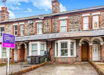Thumbnail 4 bed terraced house for sale in London Road, Reading