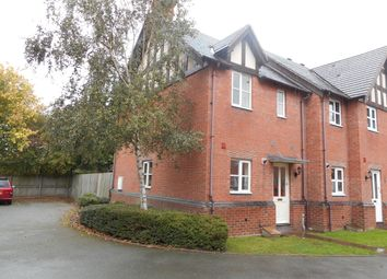 Thumbnail 3 bed end terrace house to rent in Millennium Gardens, Shrewsbury