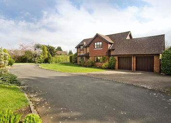 Thumbnail 4 bed detached house for sale in Peterstow, Ross-On-Wye