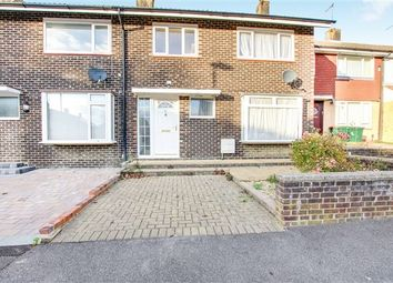 Thumbnail 3 bed terraced house to rent in Medway Road, Crawley