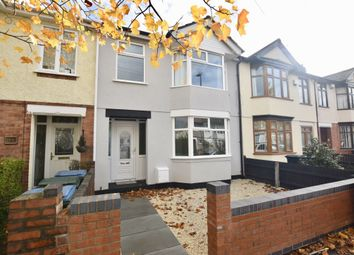 Thumbnail 3 bed terraced house for sale in Loudon Avenue, Coventry