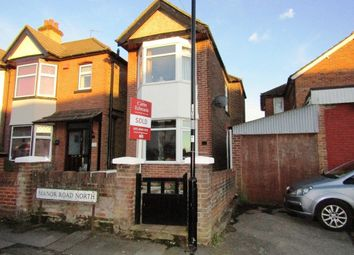Thumbnail 3 bed detached house to rent in Manor Road North, Southampton