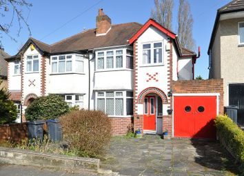 Thumbnail 3 bed semi-detached house for sale in Midhurst Road, Kings Norton, Birmingham