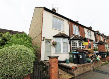 Thumbnail End terrace house for sale in Ebberns Road, Hemel Hempstead