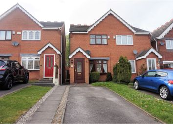 Thumbnail 2 bedroom semi-detached house for sale in Limes Road, Dudley