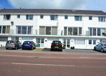 Thumbnail 3 bed terraced house for sale in Min Y Mor, Pwllheli